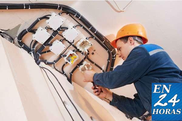 Empresa electricistas Leganés