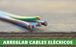 arreglar cables electricos lampista barcelona