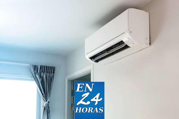 aire acondicionado con bomba de calor Donostia
