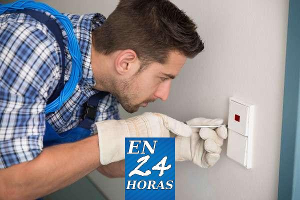 Electricistas 24 horas alcalá de Henares