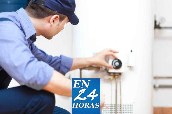 reparacion calderas gas profesional