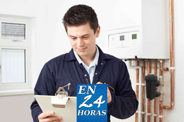 reparacion calderas profesional