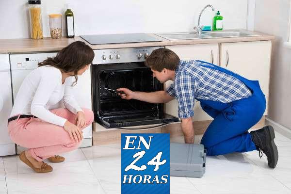 asistencia técnica hornos Madrid