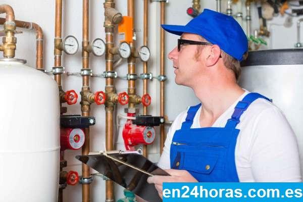 Instalar Calentador de Gas Santander