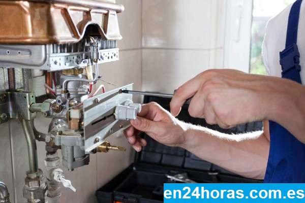 Instalación Calentadores de Gas Santander