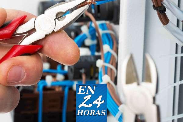 electricistas 24 horas pamplona