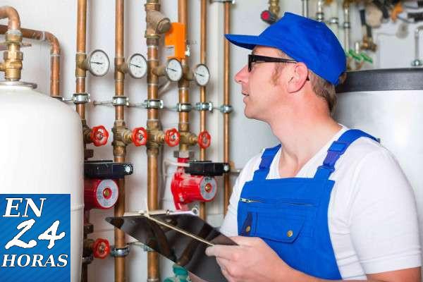 servicio técnico calentadores gas Saunier Duval Bilbao