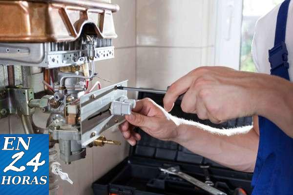 reparacion caldera basauri