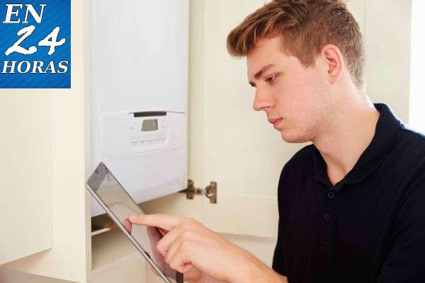 mantenimiento calentadores de gas Alicante