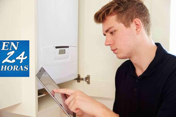 instalar termo electrico madrid