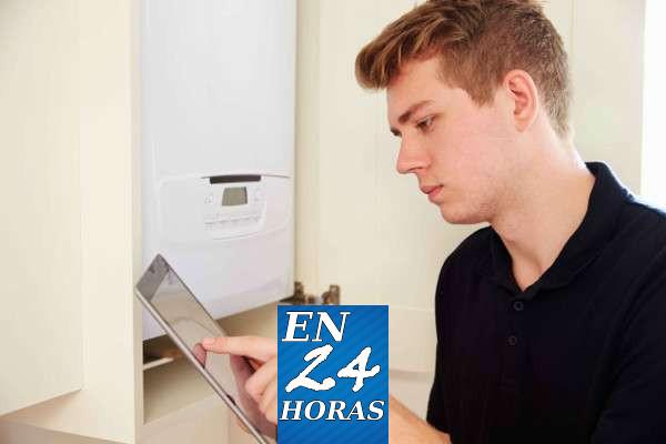 caldera calefaccion Alcala de Henares