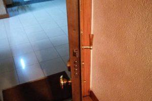 Apertura de puerta