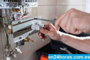 servicio tecnico calentadores Valencia